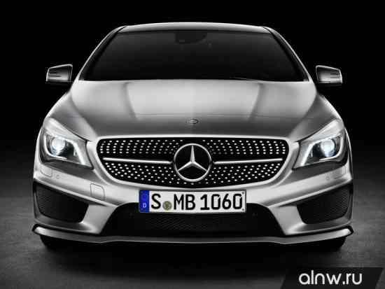 Инструкция по эксплуатации Mercedes-Benz CLA-klasse