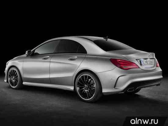 Программа диагностики Mercedes-Benz CLA-klasse