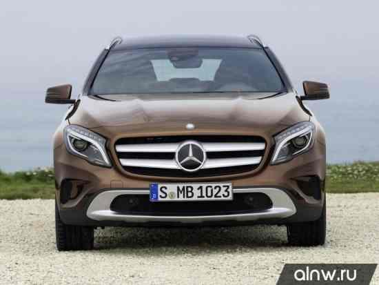 Инструкция по эксплуатации Mercedes-Benz GLA-klasse