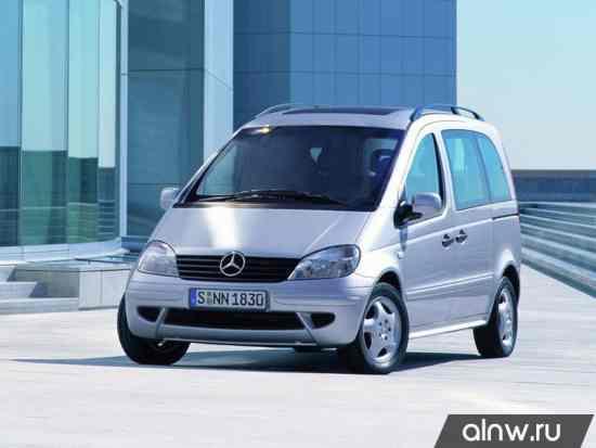 Руководство по ремонту Mercedes-Benz Vaneo