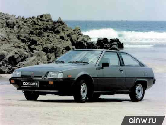 Руководство по ремонту Mitsubishi Cordia