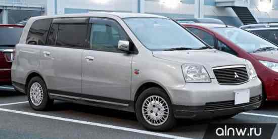 Инструкция по эксплуатации Mitsubishi Dion