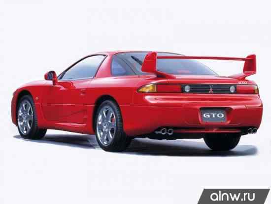 Инструкция по эксплуатации Mitsubishi GTO