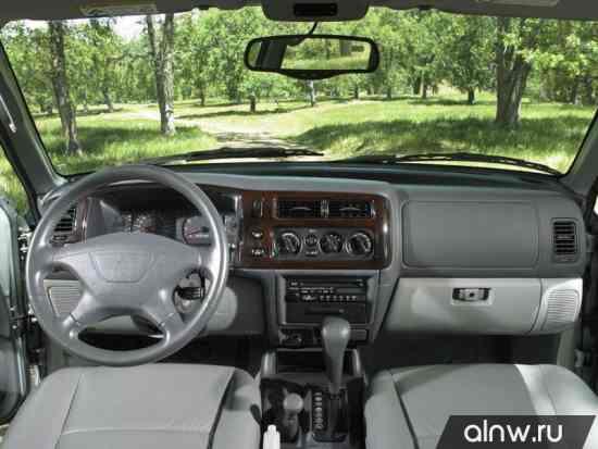Каталог запасных частей Mitsubishi Montero Sport