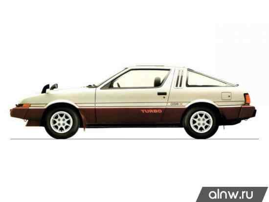 Каталог запасных частей Mitsubishi Starion