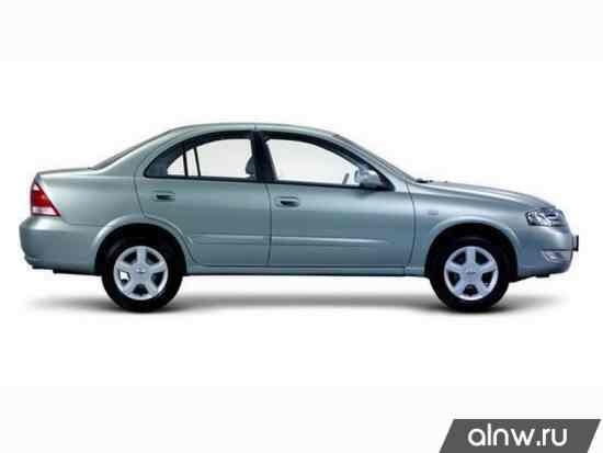 Каталог запасных частей Nissan Almera Classic