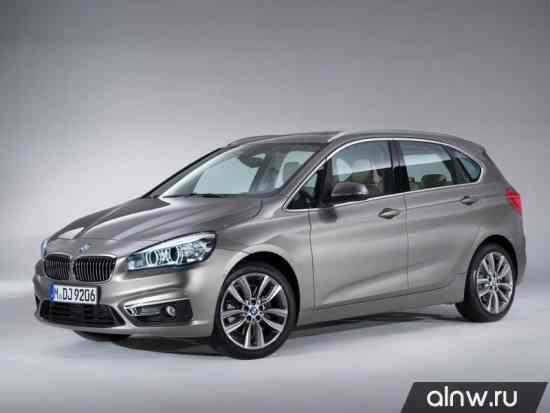Руководство по ремонту BMW 2 series Active Tour series