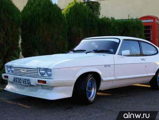 Руководство по ремонту Aston Martin Tickford Capri