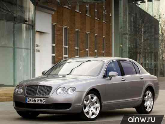 Руководство по ремонту Bentley Continental Flying Spur