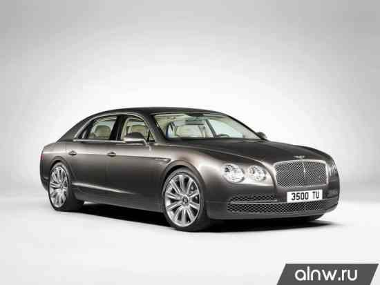 Руководство по ремонту Bentley Flying Spur