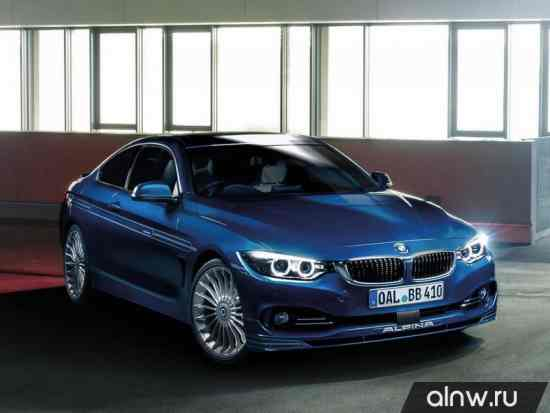Руководство по ремонту BMW Alpina 4 series