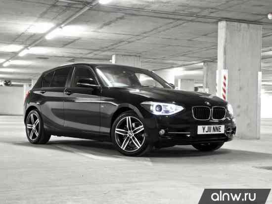 BMW 1 series II (F20-F21) Хэтчбек 5 дв.