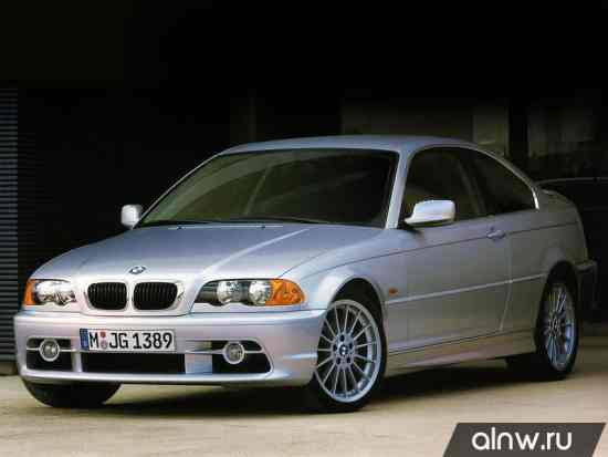 BMW 3 series IV (E46) Купе