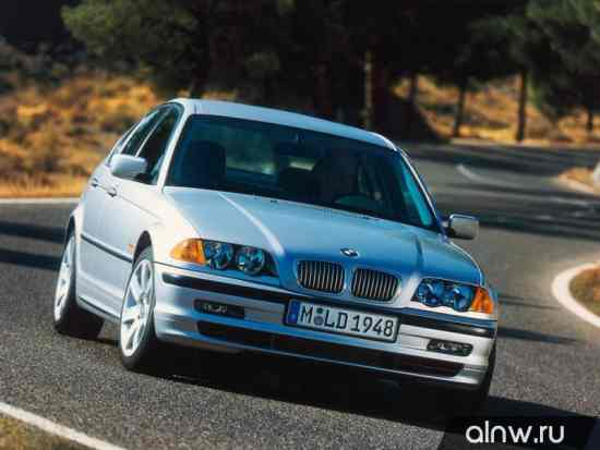 Руководство по ремонту BMW 3 series IV (E46) Седан