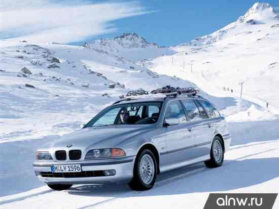 Руководство по ремонту BMW 5 series IV (E39) Универсал 5 дв.