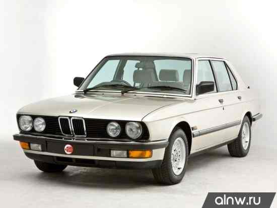 Руководство по ремонту BMW 5 series II (E28) Седан