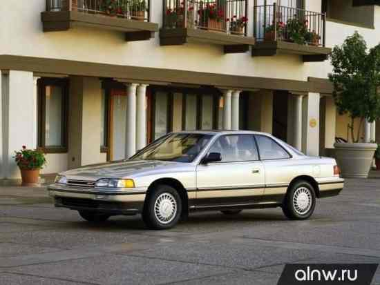 Acura Legend I Купе