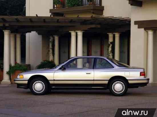 Инструкция по эксплуатации Acura Legend I Купе
