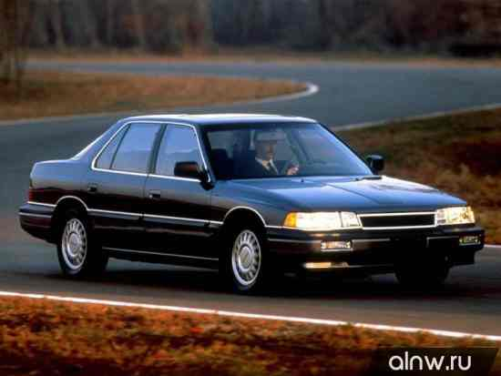 Руководство по ремонту Acura Legend I Седан