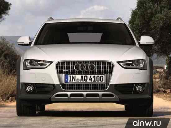 Руководство по эксплуатации Audi A4 B8