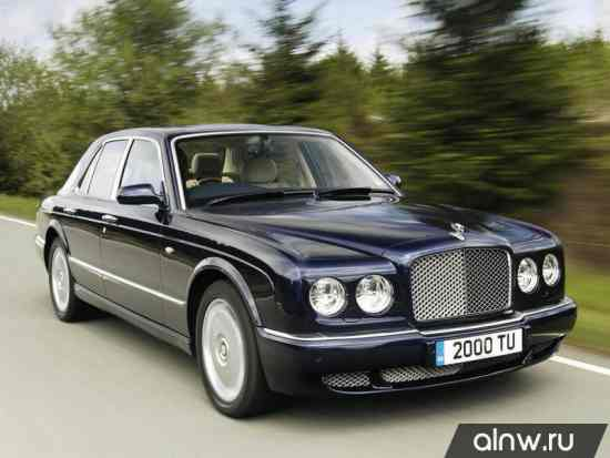 Руководство по ремонту Bentley Arnage II Седан