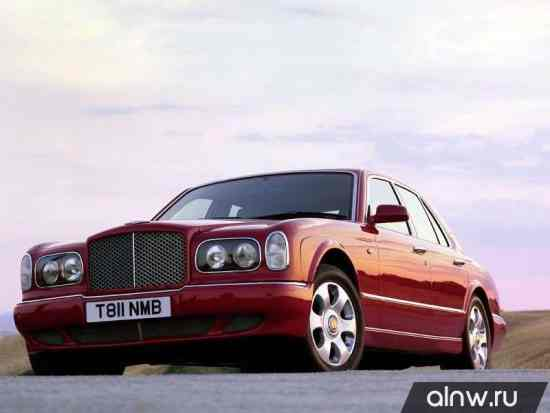 Руководство по ремонту Bentley Arnage I Седан