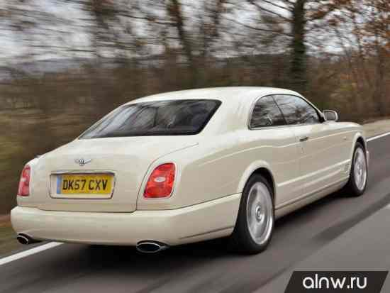 Инструкция по эксплуатации Bentley Brooklands II Купе