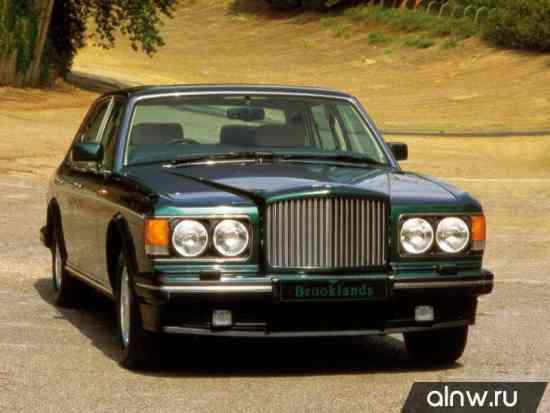 Bentley Brooklands I Седан