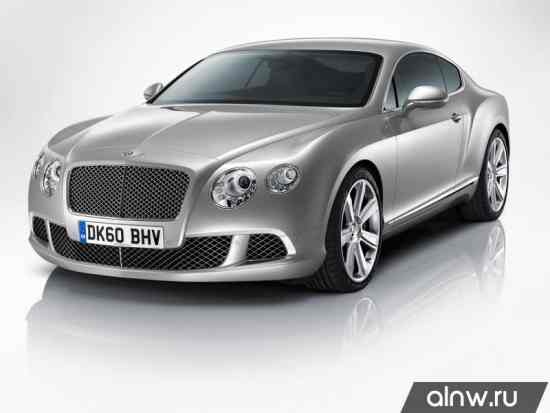 Bentley Continental GT II Купе