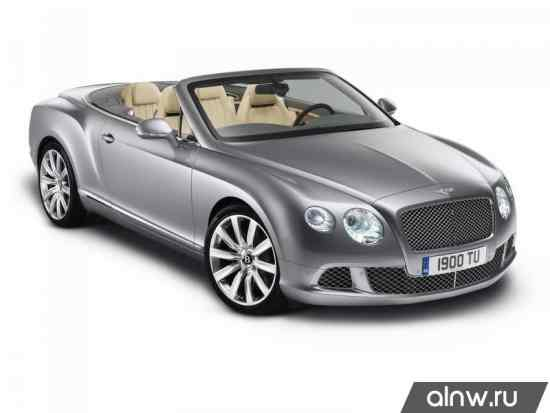 Bentley Continental GT I Кабриолет