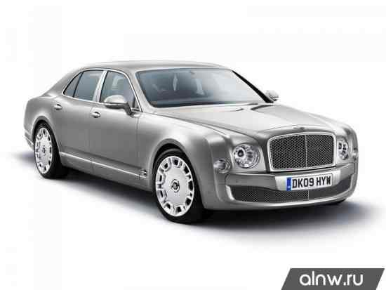 Руководство по ремонту Bentley Mulsanne II Седан
