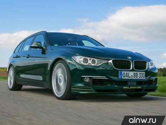 BMW Alpina 3 series VI (F30) Универсал 5 дв.