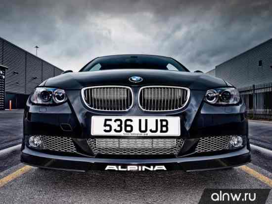 Инструкция по эксплуатации BMW Alpina 3 series V (E90) Купе