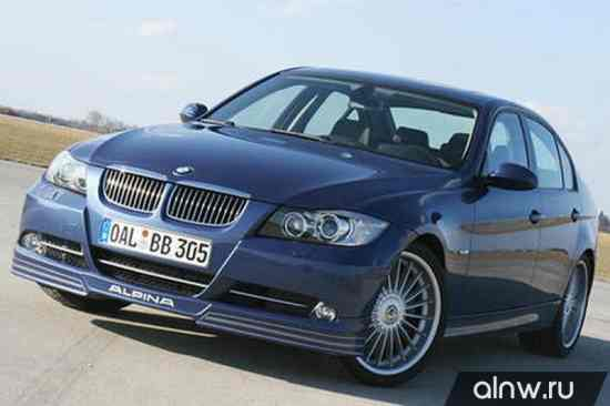 BMW Alpina 3 series V (E90) Седан