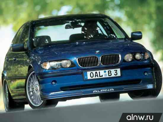 BMW Alpina 3 series IV (E46) Седан