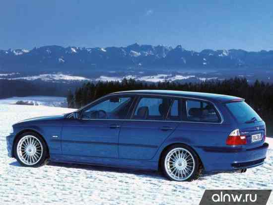 Руководство по ремонту BMW Alpina 3 series IV (E46) Универсал 5 дв.