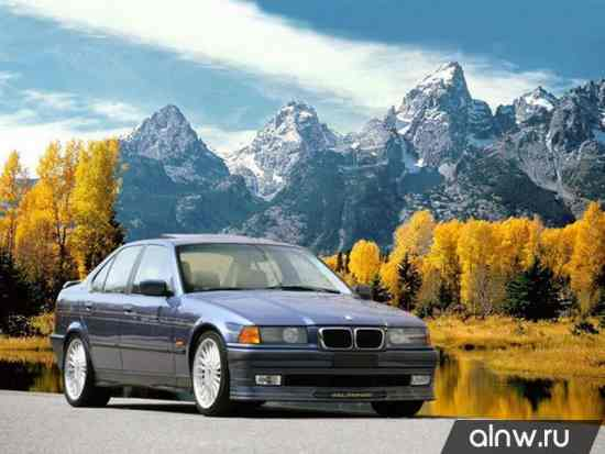 BMW Alpina 3 series III (E36) Седан