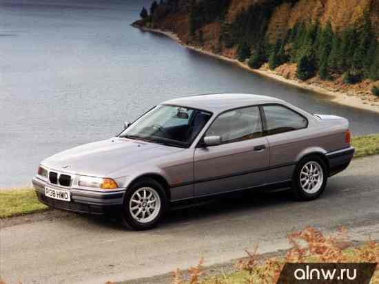 BMW Alpina 3 series III (E36) Купе