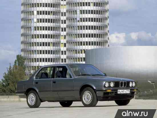 BMW Alpina 3 series II (E30) Седан