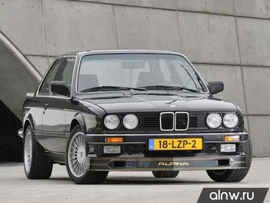 BMW Alpina 3 series II (E30) Купе