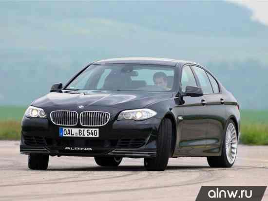 Руководство по ремонту BMW Alpina 5 series VI (F10/11) Седан