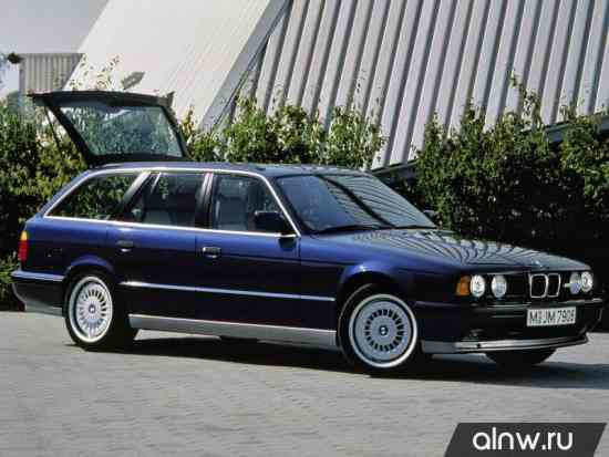 Руководство по ремонту BMW Alpina 5 series III (E34) Универсал 5 дв.