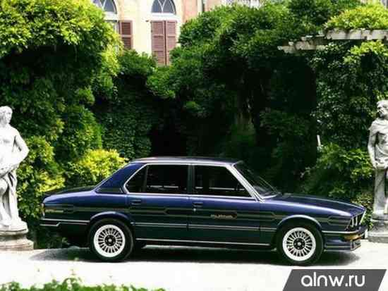 Руководство по ремонту BMW Alpina 5 series I (E12) Седан