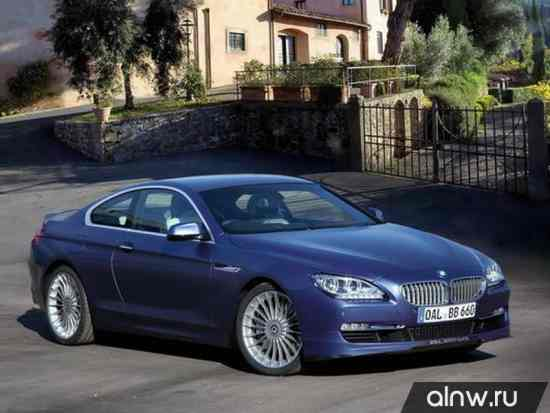 BMW Alpina 6 series III (F12/F13) Купе