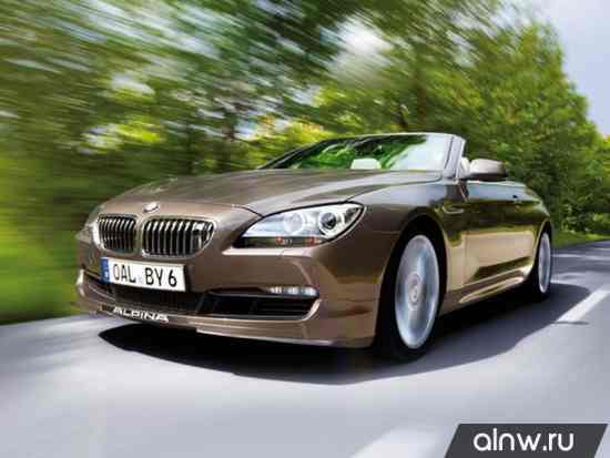BMW Alpina 6 series III (F12/F13) Кабриолет