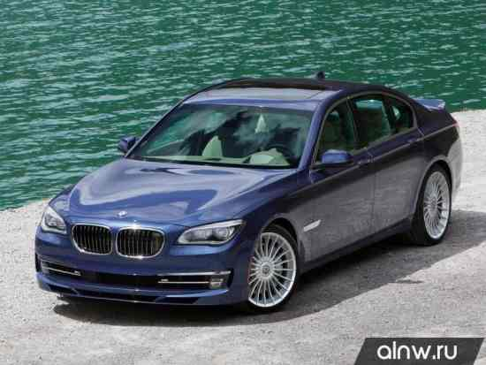 BMW Alpina 7 series V (F01) Седан