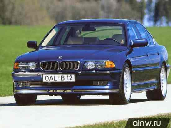 BMW Alpina 7 series III (E38) Седан