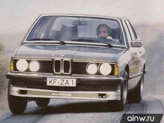 Руководство по ремонту BMW Alpina 7 series I (E23) Седан