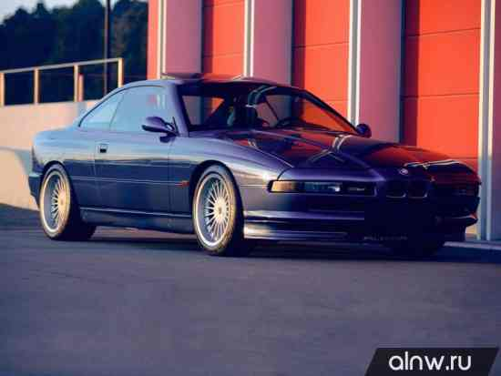BMW Alpina 8 series E31 Купе