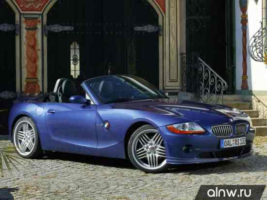 BMW Alpina Roadst series III (Z4) Родстер